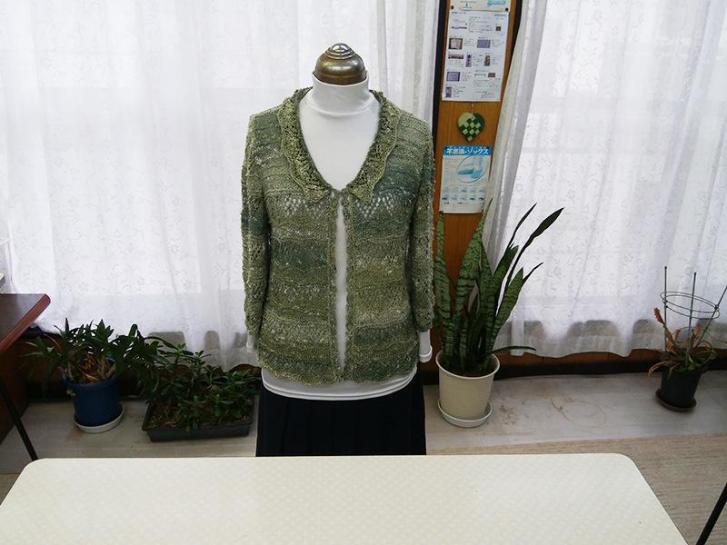 作山編物教室