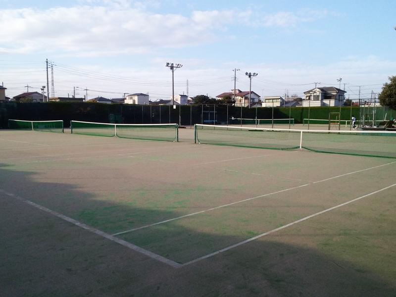 越谷グリーンテニスクラブ