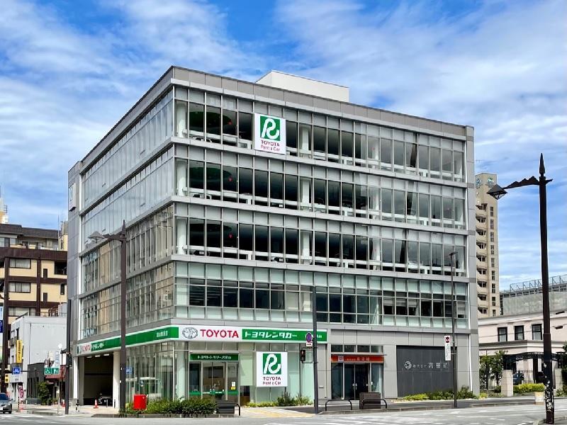 株式会社トヨタレンタリース富山富山店