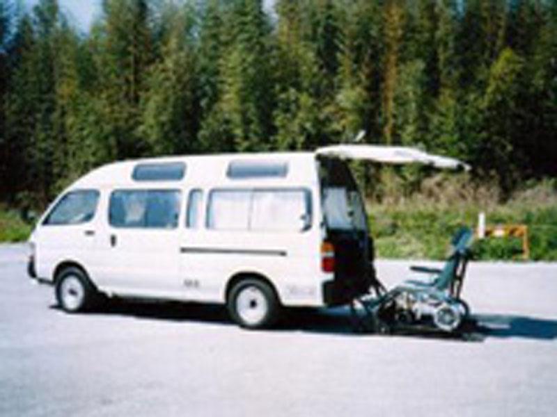 北森福祉タクシー