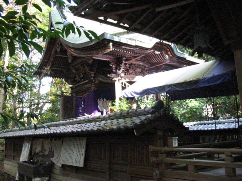 大森神社社務所