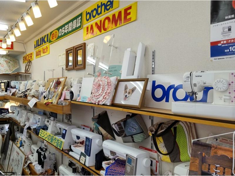 ソーイングたつみ生駒駅前店