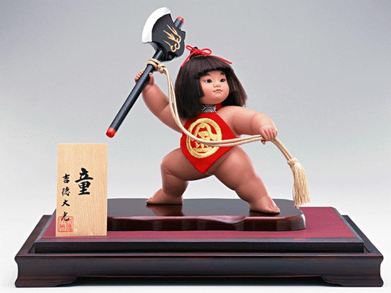人形の伊沢